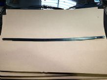 peugeot 205 1.9 1.6 gti rear boot trim fits under boot seal to roof lining black